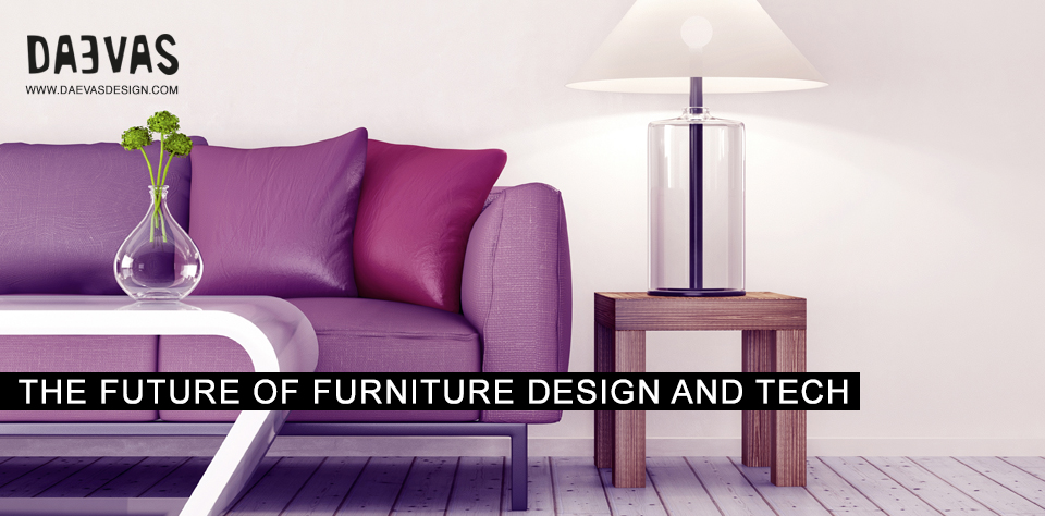 the future of furniture design and tech by daeavs design